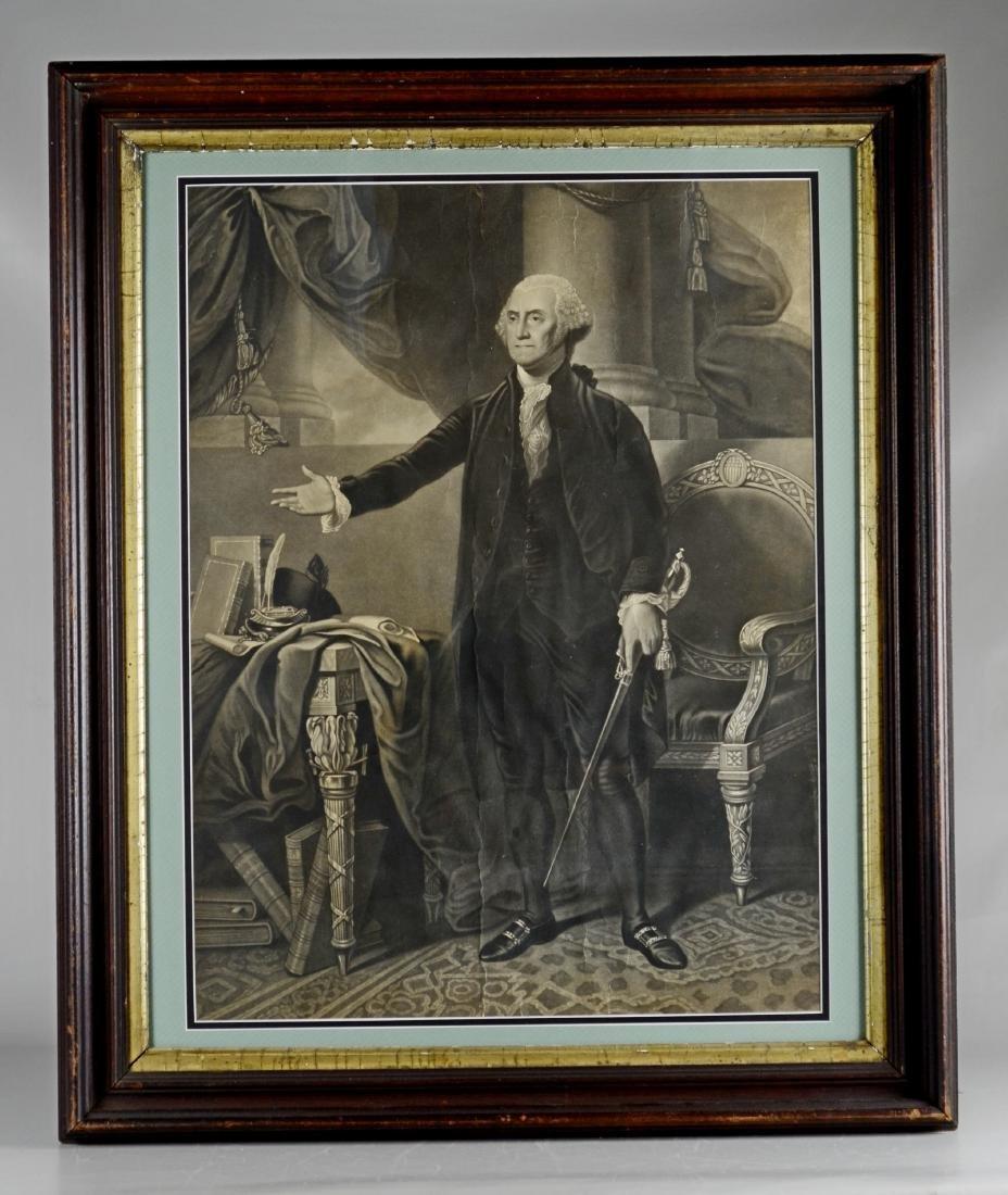 Pr George Washington engravings - 4