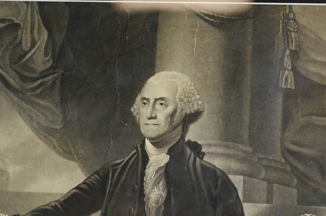 Pr George Washington engravings - 5
