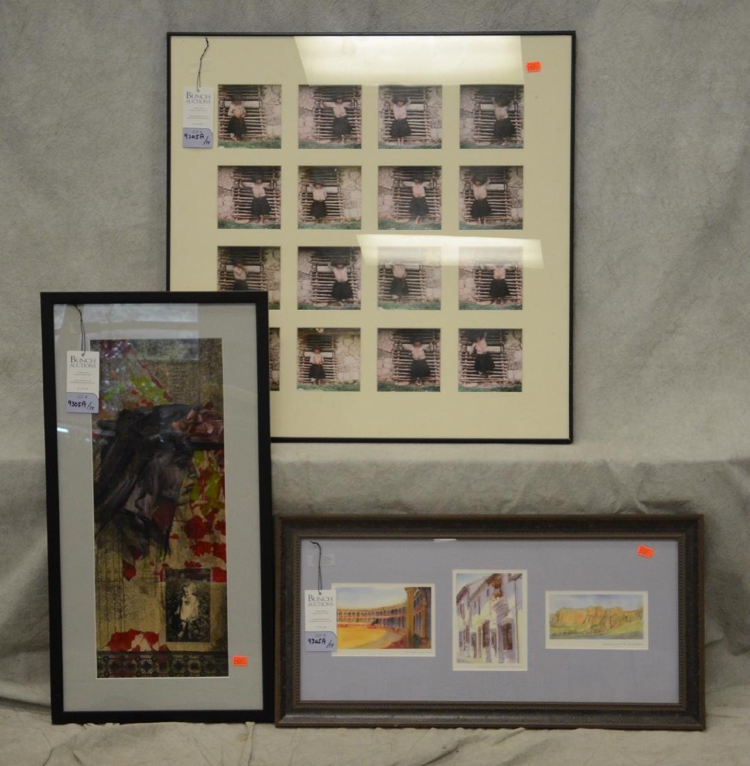 (14) Assorted artworks - 3