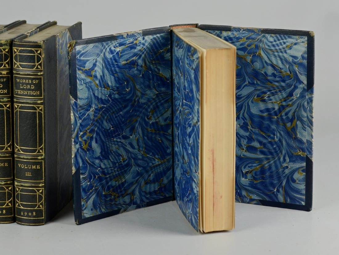 The Works of Alfred Lord Tennyson, 6-volume set - 2