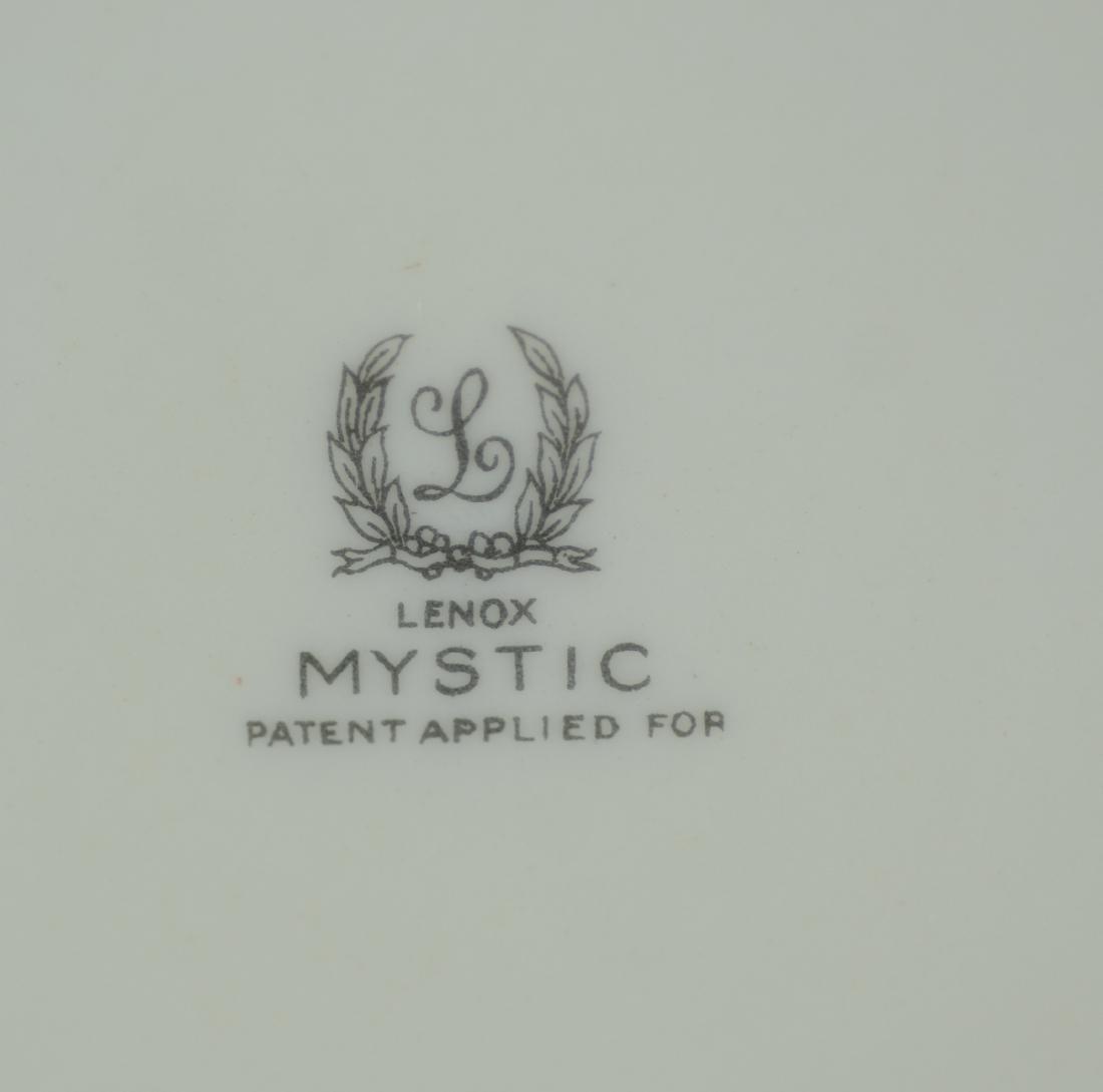 (6) Lenox Mystic Square Salad Plates - 2