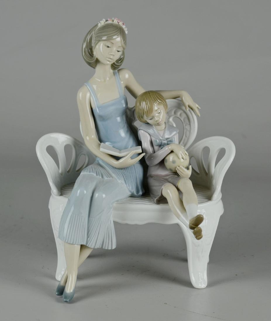 """Lladro """"Once Upon A Time"""" Figure"""