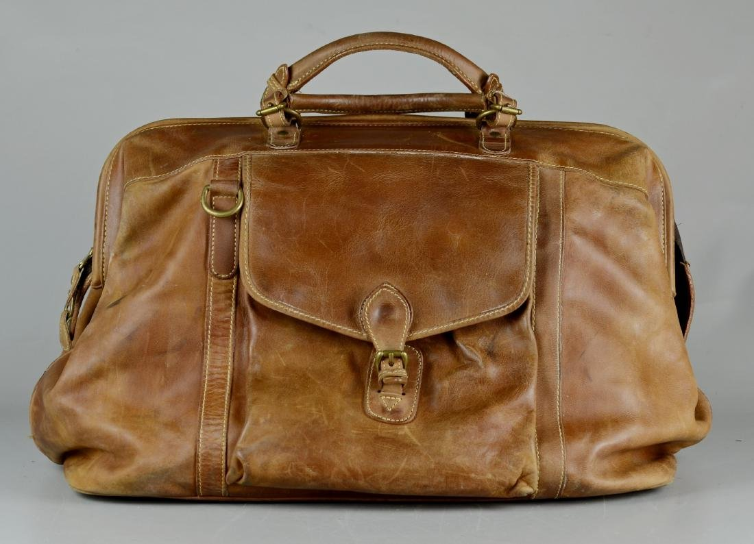 Mulholland Brothers Leather Bag