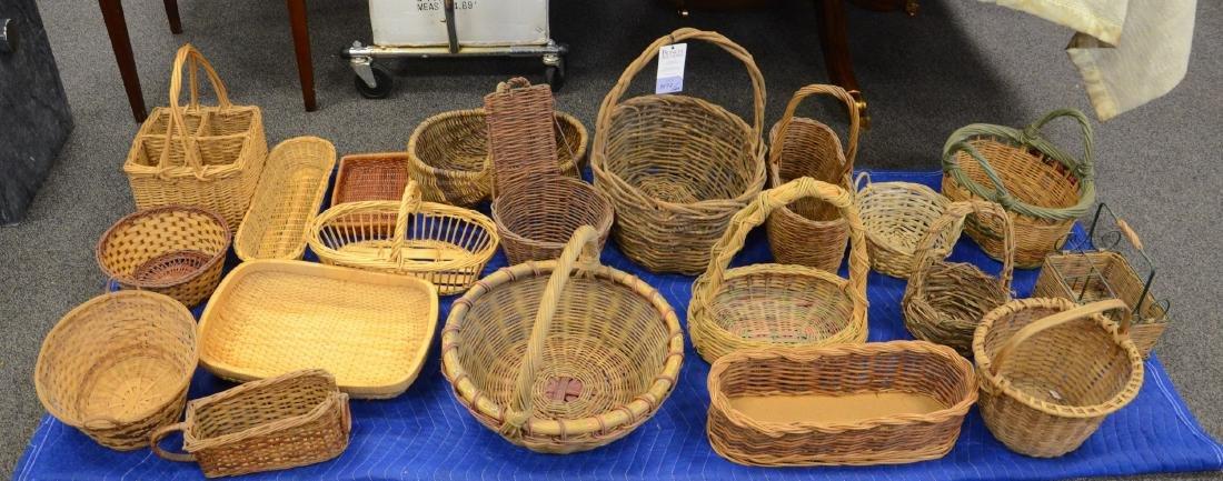 (20) Baskets