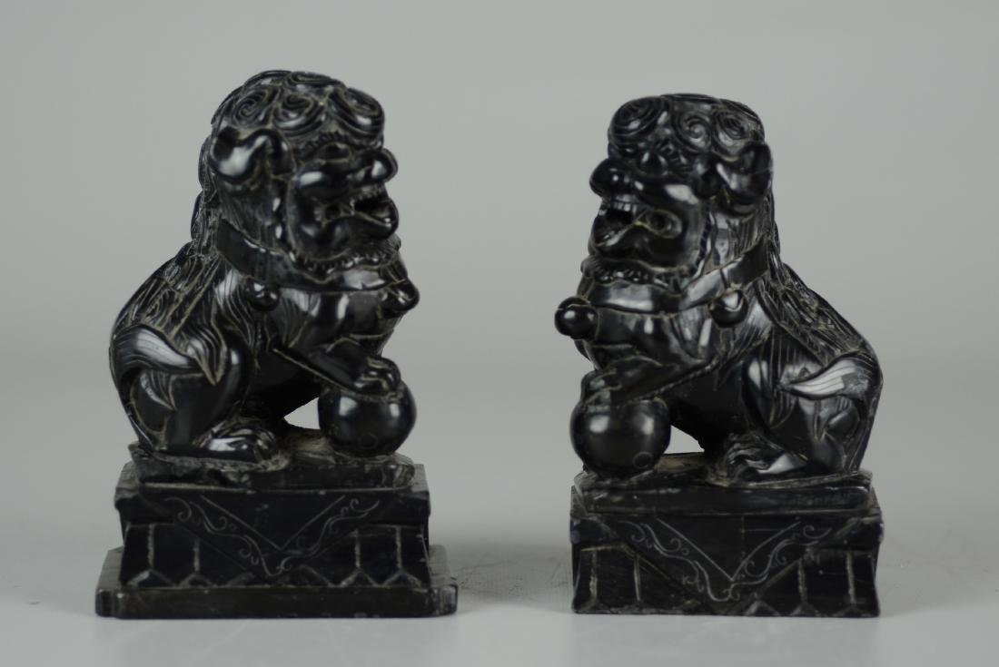 Chinese pr foo dogs