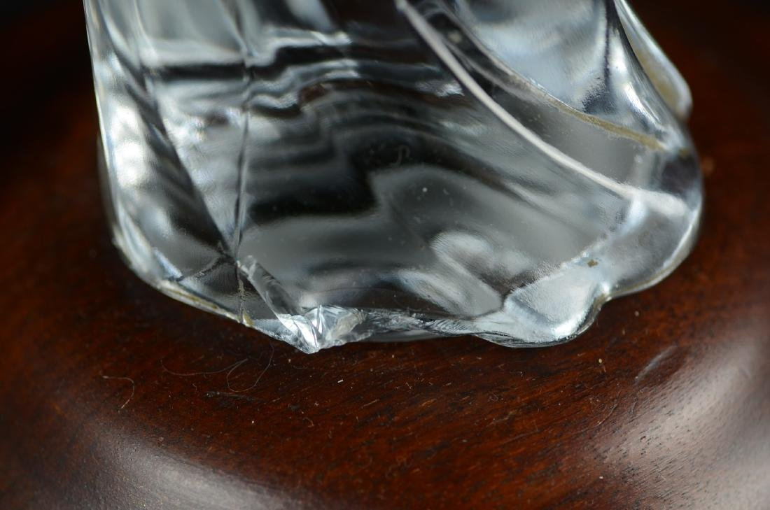Crystal Asian Style Figural Table Lamp - 3