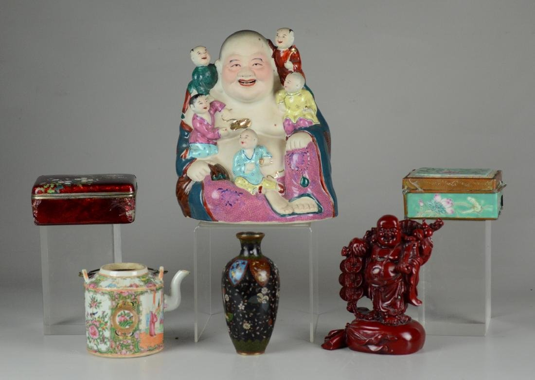(6) Asian Pieces