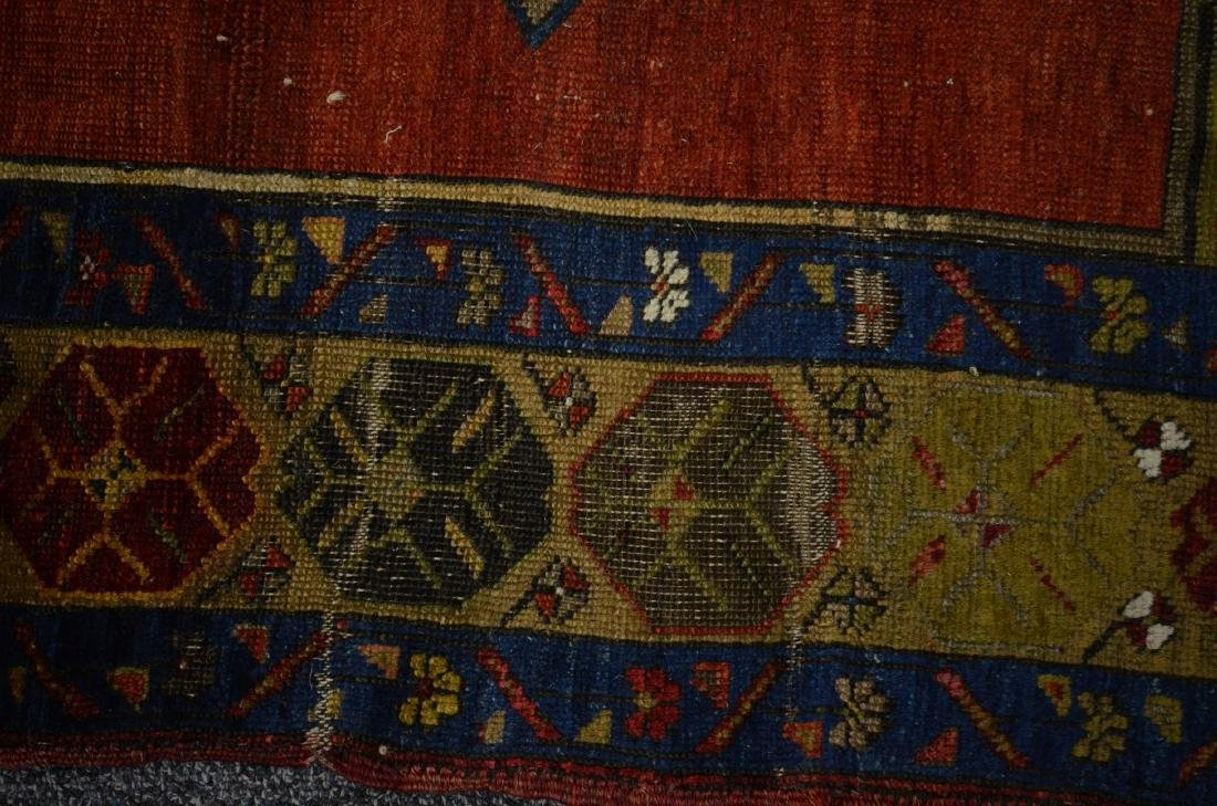 "Anatolian Rug 3'4"" x 5'3"" - 4"