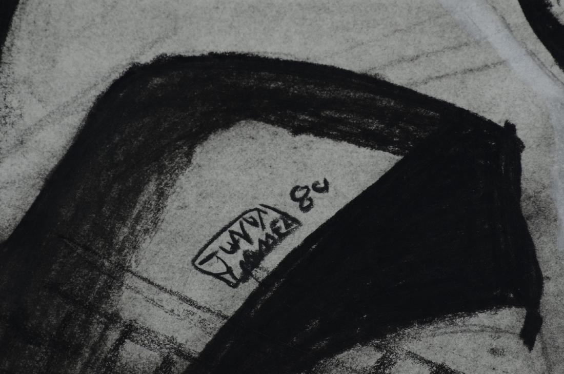 Juan Gomez Abstract drawing - 3
