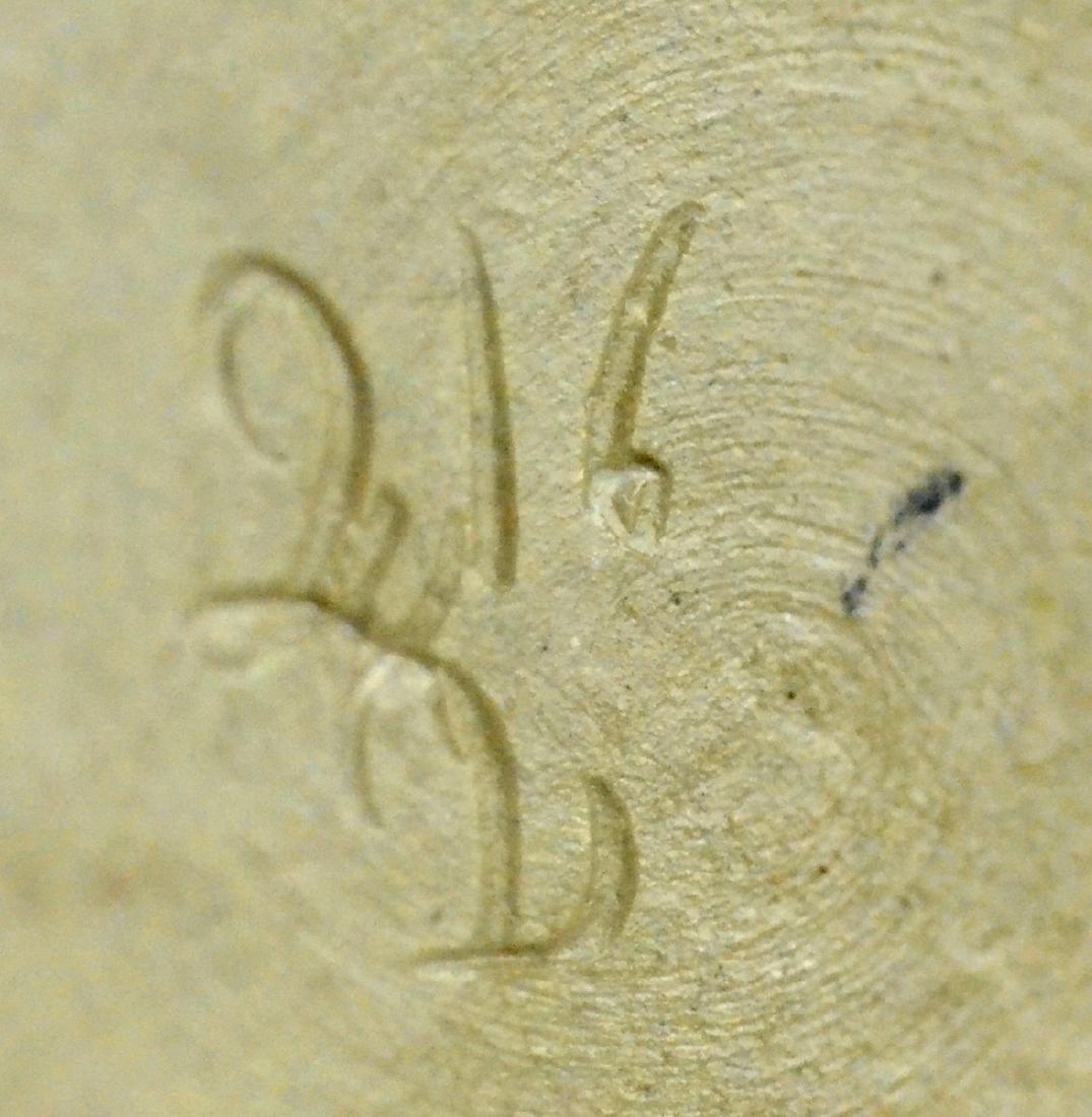 (2) Mettlach 216 Star of David Steins - 2