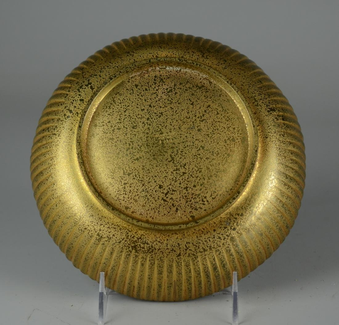 Tiffany Studios Gilt Bronze Bowl - 2