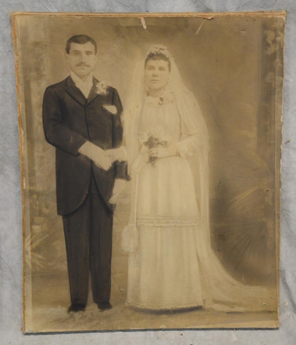 (6) images: Lg Godfather Immigrant Edwardian Wedding - 6