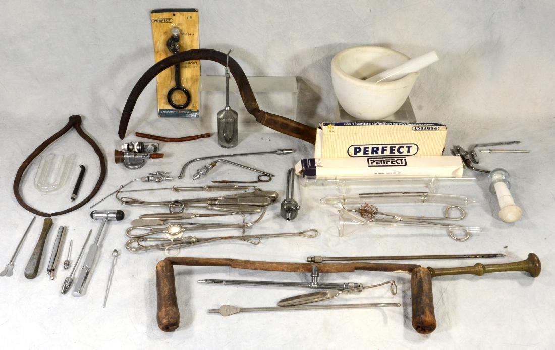 Mortuary/Medical Lot: 10pcs  Includes aspirating