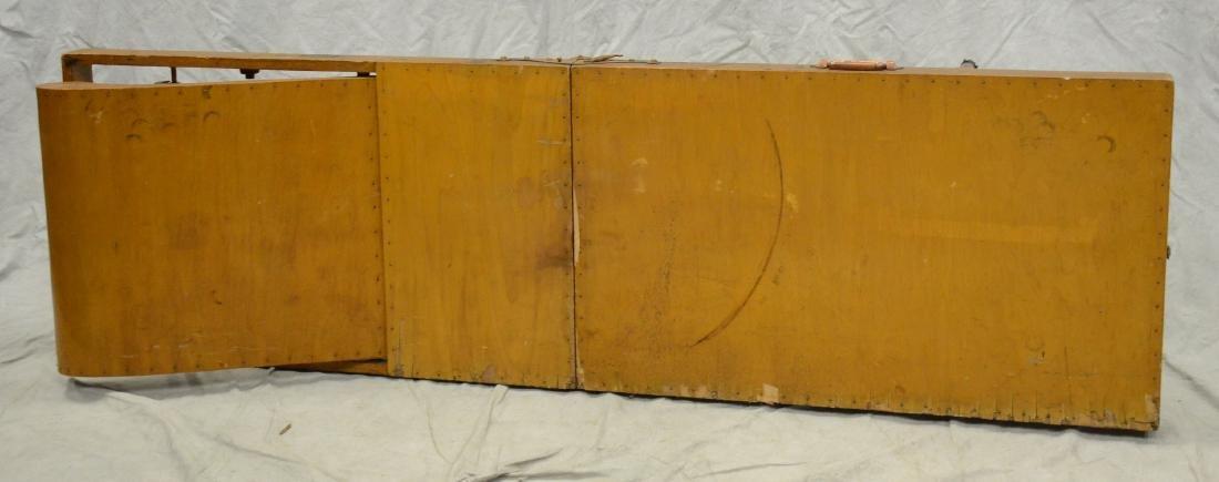 Undertaker's Embalming Cooling Board c1890  Folding