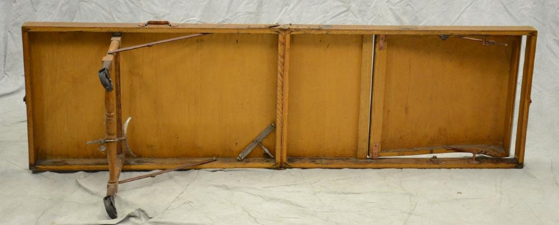 Undertaker's Embalming Cooling Board c1890  Folding - 2