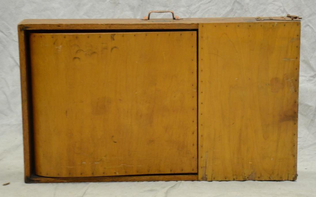 Undertaker's Embalming Cooling Board c1890  Folding - 3