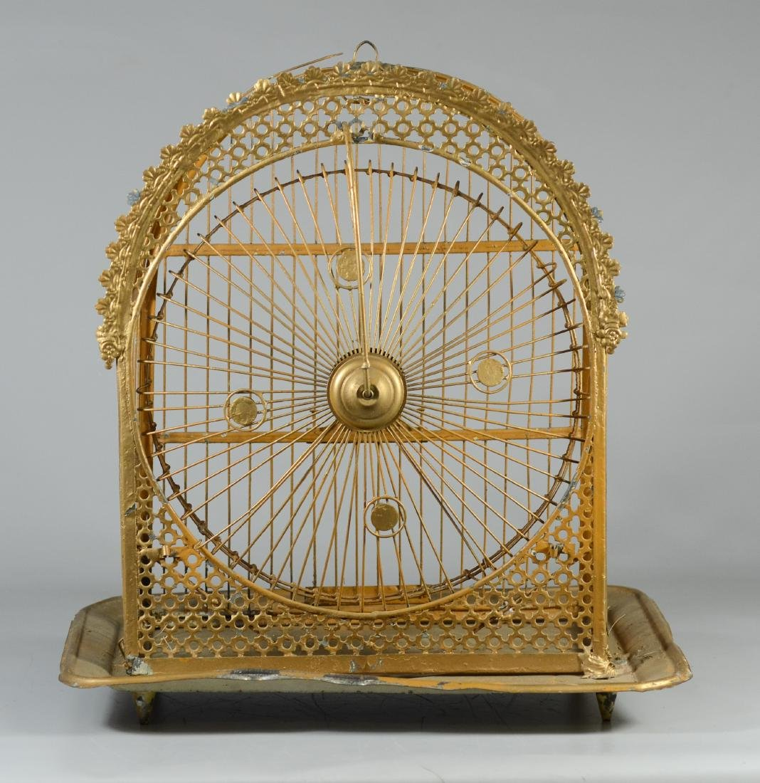 Rare Hendryx Ferris Wheel Bird Cage  c1893  Mfg. to