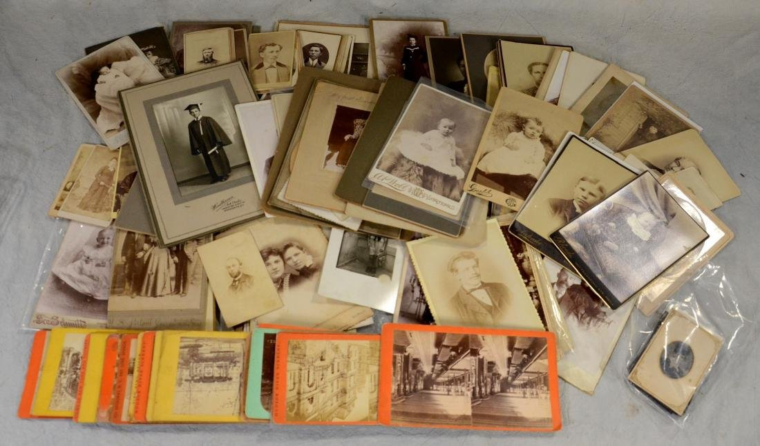 Victorian Photograph Collection  1870 - 1920  Includes: