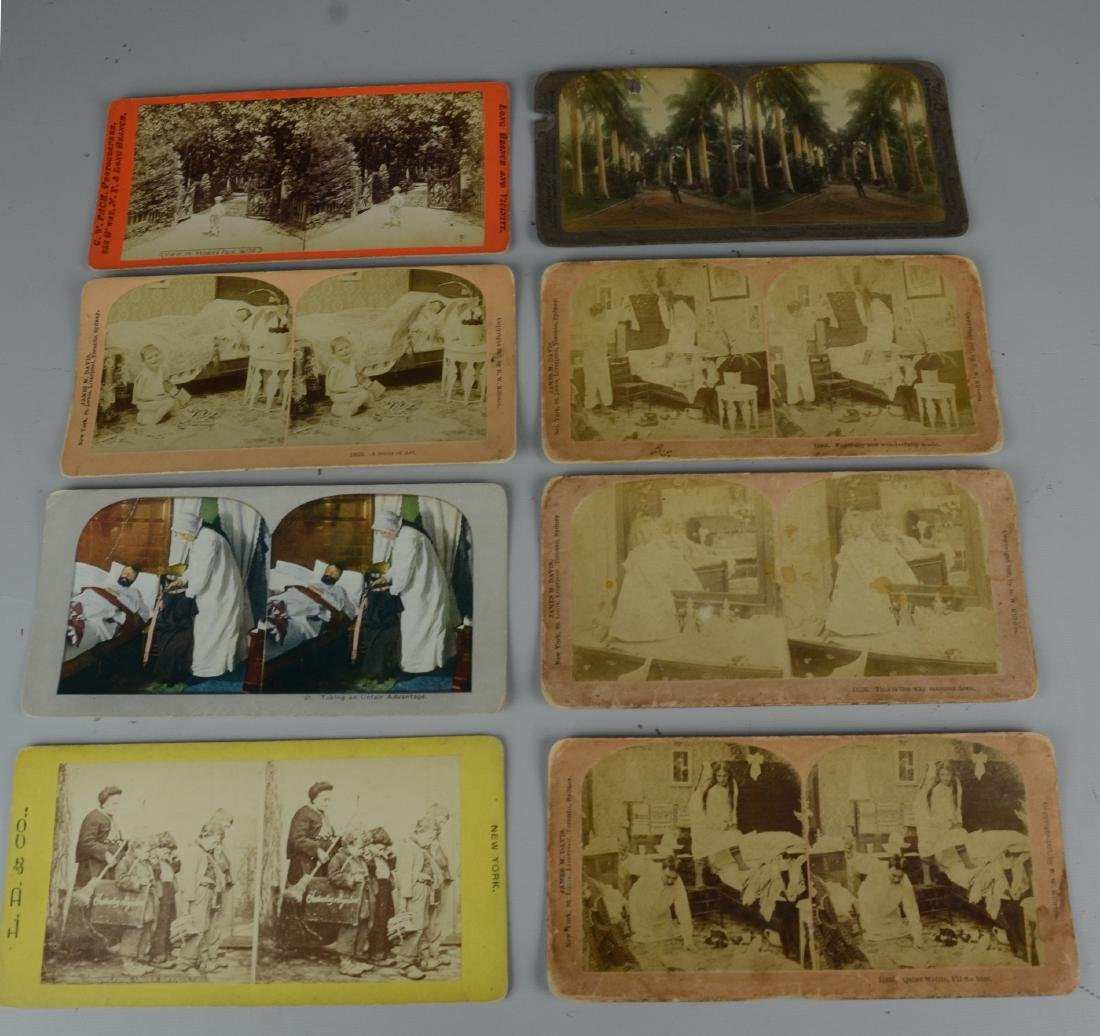 45 pc Stereo Card & (3) Viewers Lot: Long Branch NJ - 4
