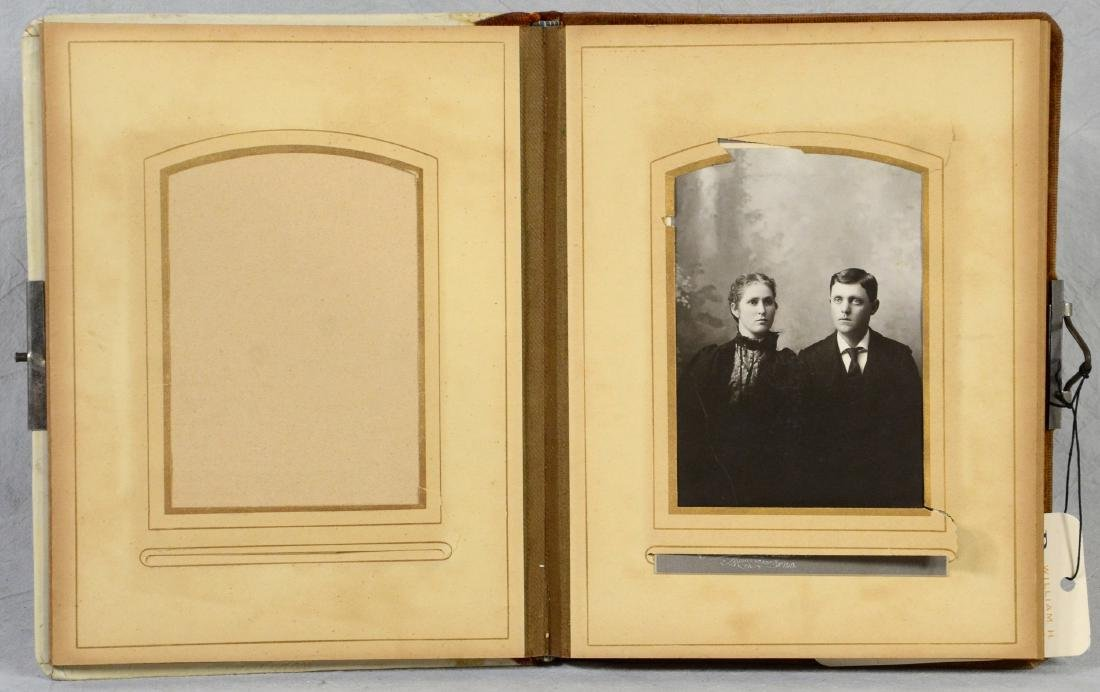 (3) celluloid photo albums: Sweet Celluloid Victorian - 5