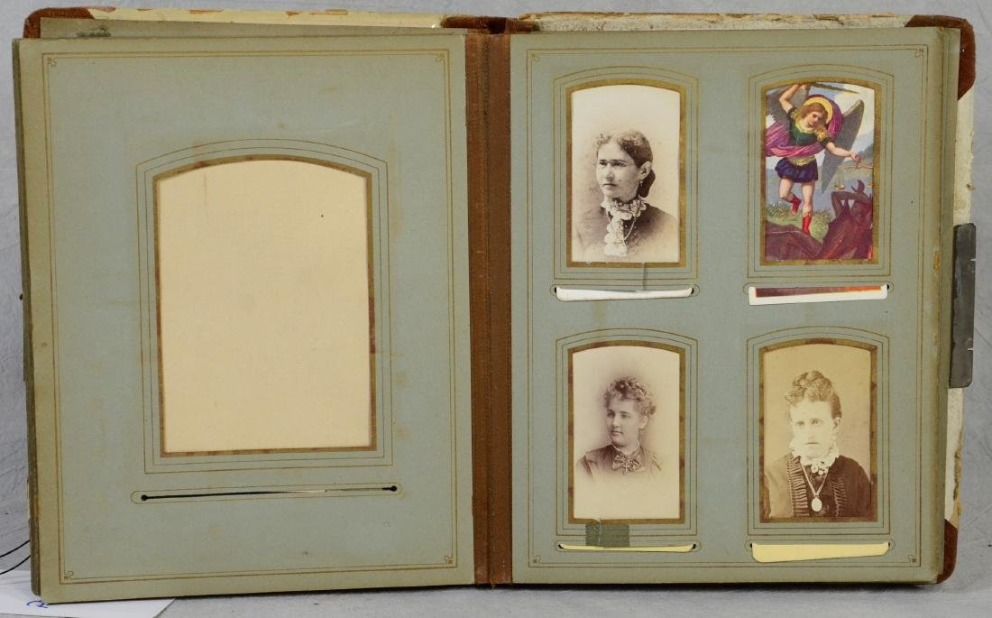 (3) celluloid photo albums: Sweet Celluloid Victorian - 7