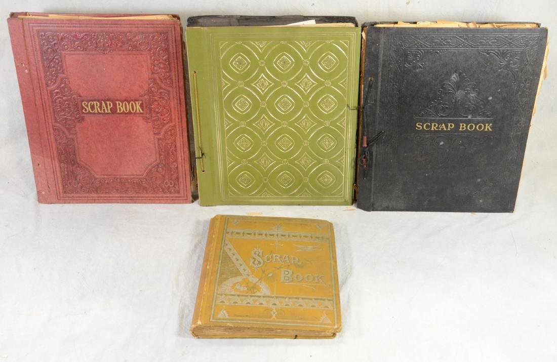 4 pc Scrapbook Lot: That 70's Scrapbook  w/ Shaun