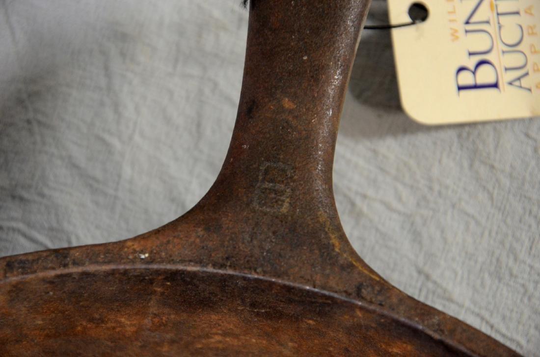 (4) pcs metal ware: Early Tri Metallic Cheese Press - 4