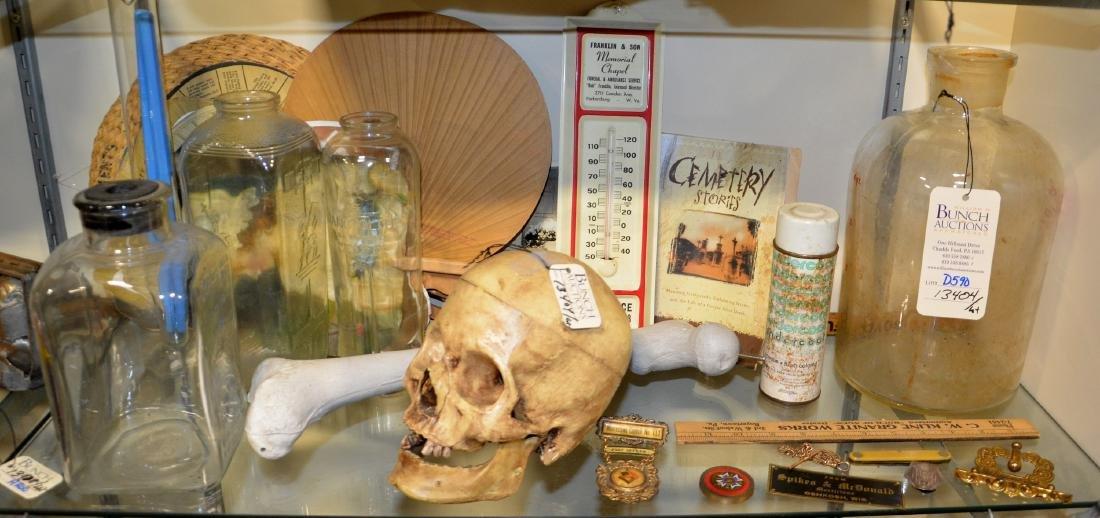 Mortuary/Funeral/Post-Mortem Lot: Undertaker Mortuary