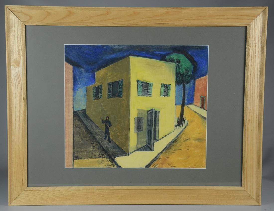 Remo Michael Farruggio (Italian-American, 1906-1981),