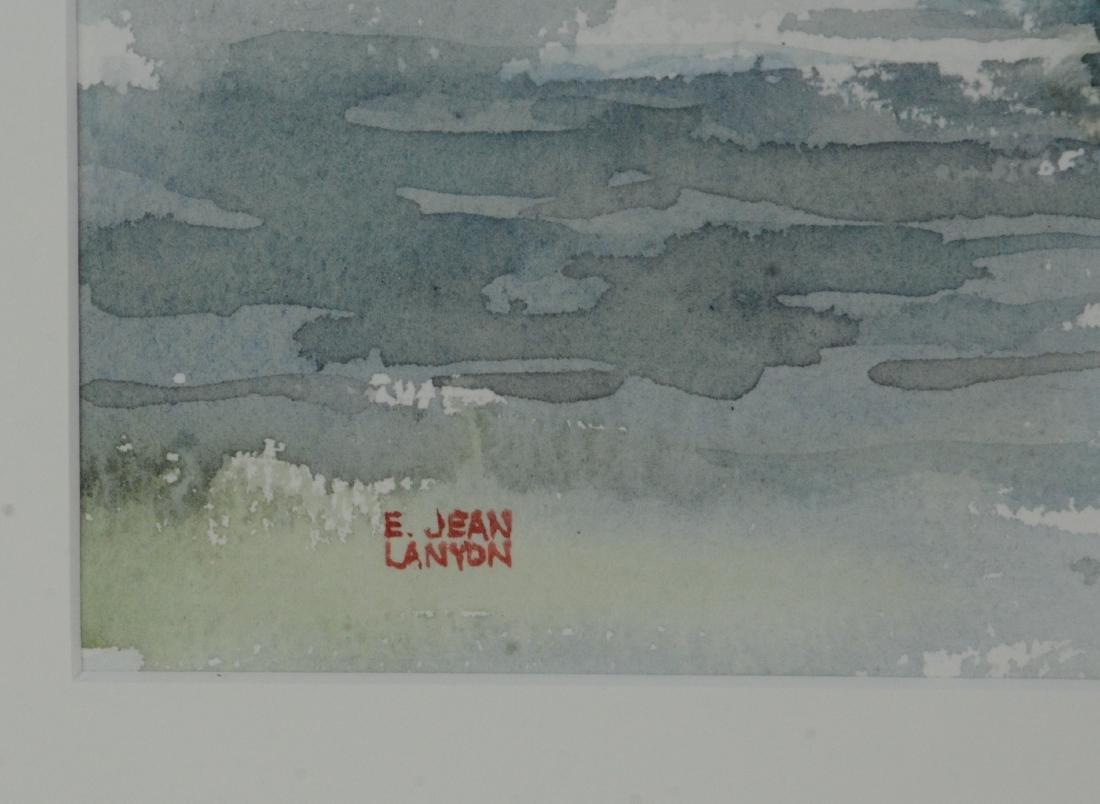 "E. Jean Lanyon ""Breaking Water at Killen's Pond"" - 3"