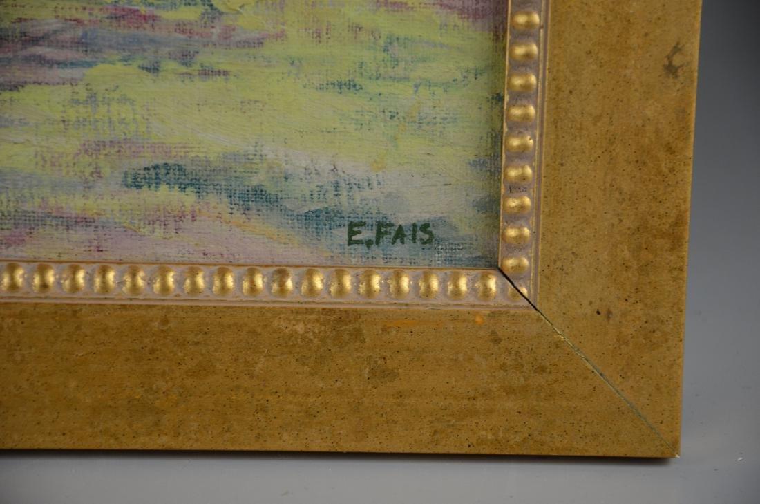 Eunice Fais (American, 1901-1996), landscape painting - 3