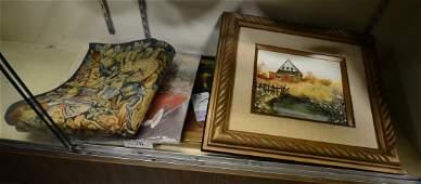 Shelf 70  Art  Tapestry