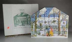 Williamsburg Raleigh Tavern Advent Calendar