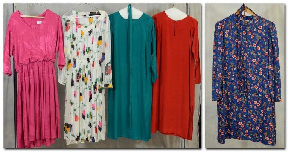 5 Pc Vintage Day Dress Grouping