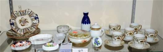 Shelf 87  24 Pcs Porcelain