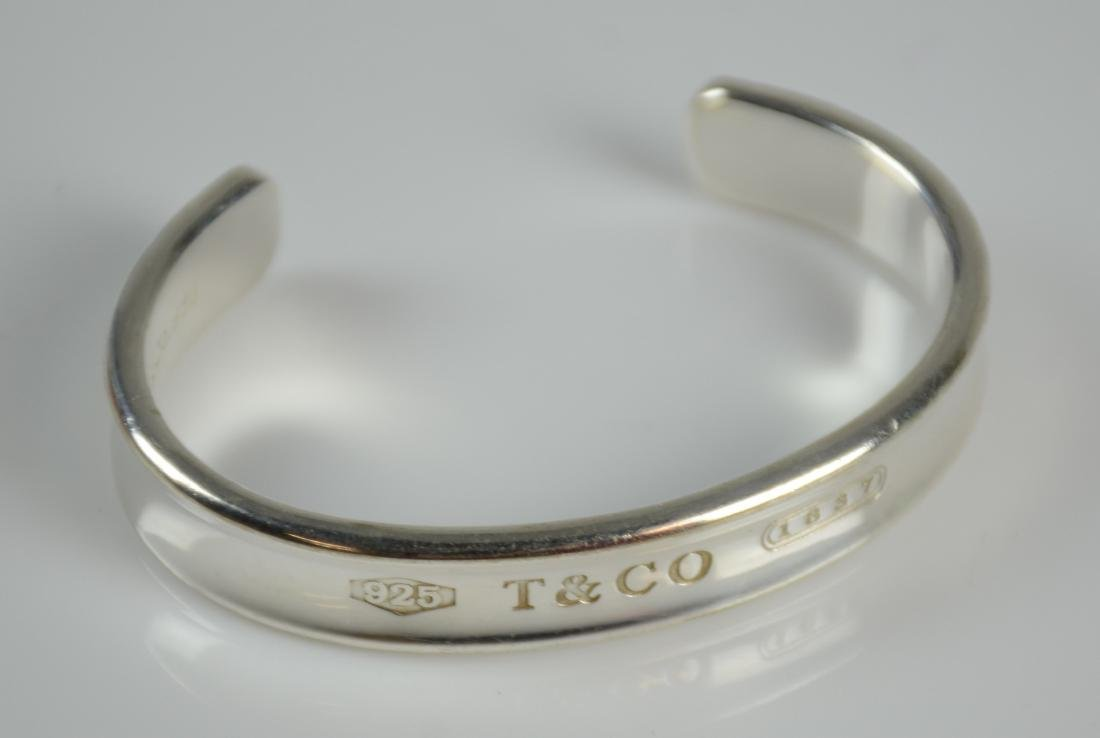 Tiffany & Co. Sterling bracelet