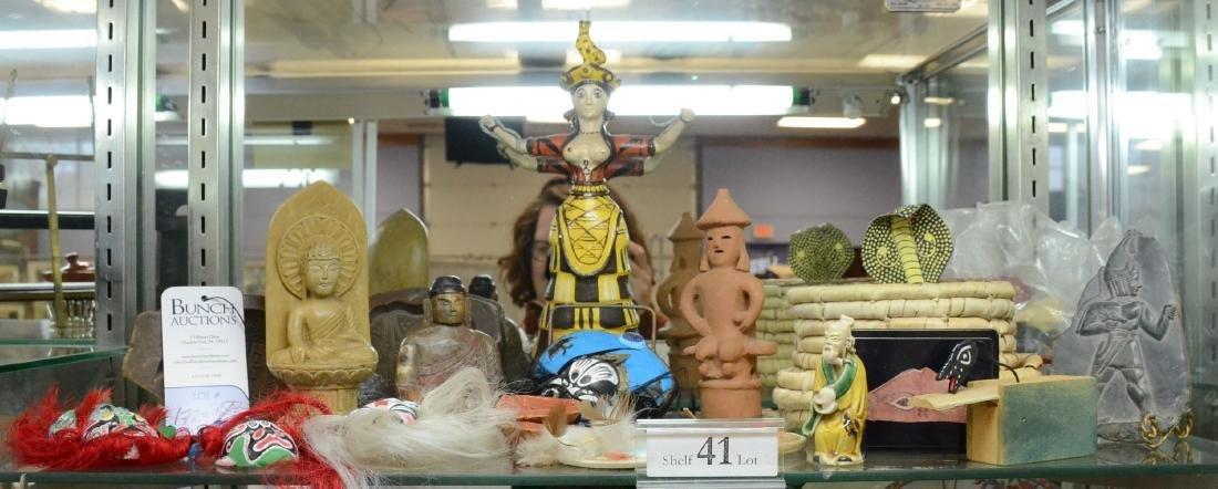 Shelf #41- Ethnic Decor