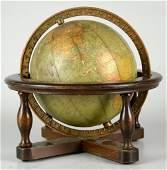 Hammond's 6-Inch Terrestrial Table Globe
