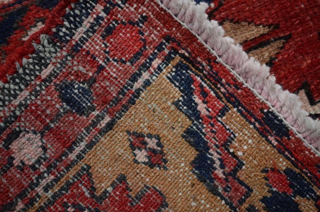 """Vintage Turkish Rug 42"""" X 48"""" - 2"""