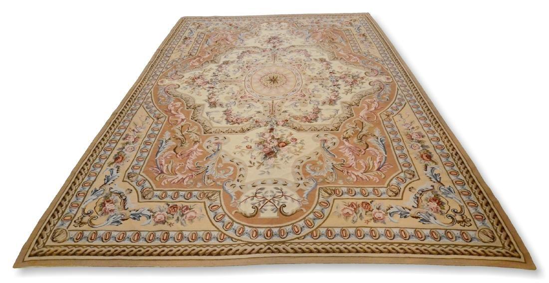 """Aubusson Style Carpet 9'x11'8"""""""