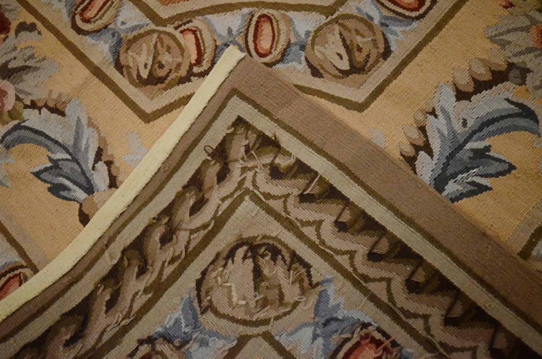 """Aubusson Style Carpet 9'x11'8"""" - 2"""