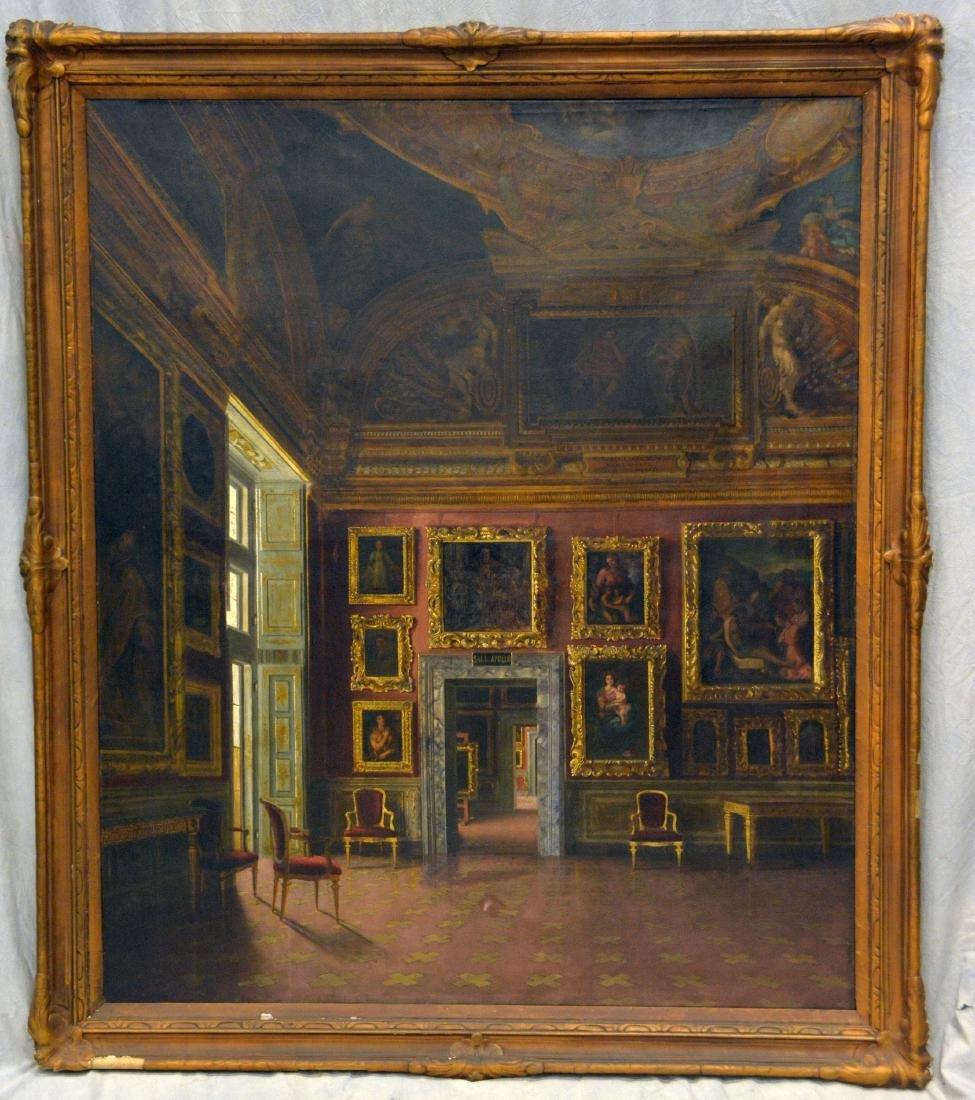Santi Corsi Painting Interior Pitti Palace
