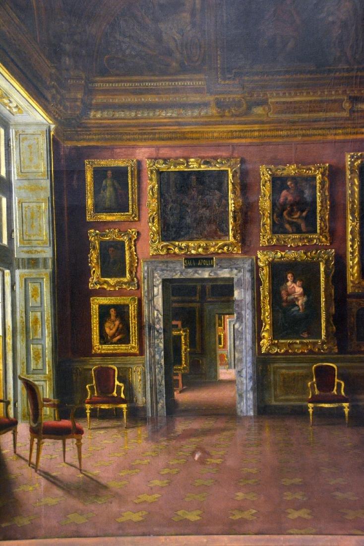 Santi Corsi Painting Interior Pitti Palace - 2