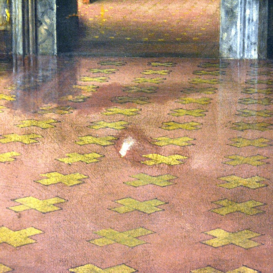 Santi Corsi Painting Interior Pitti Palace - 4