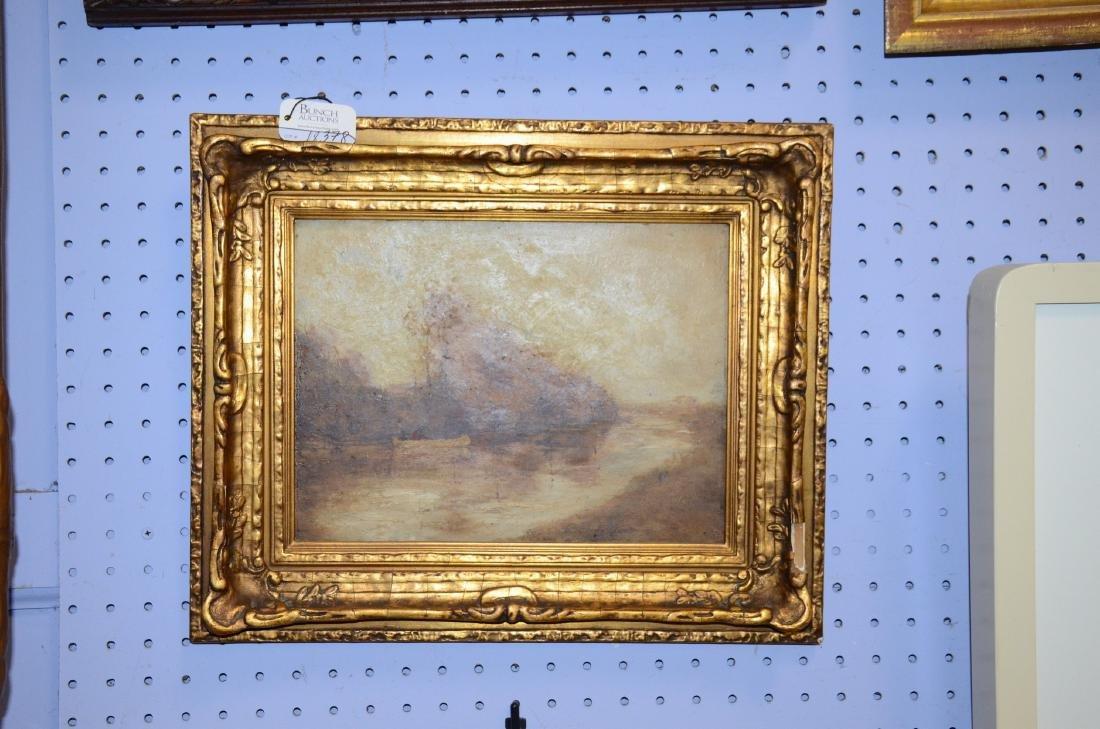 Ralph Albert Blakelock River Landscape Painting - 4