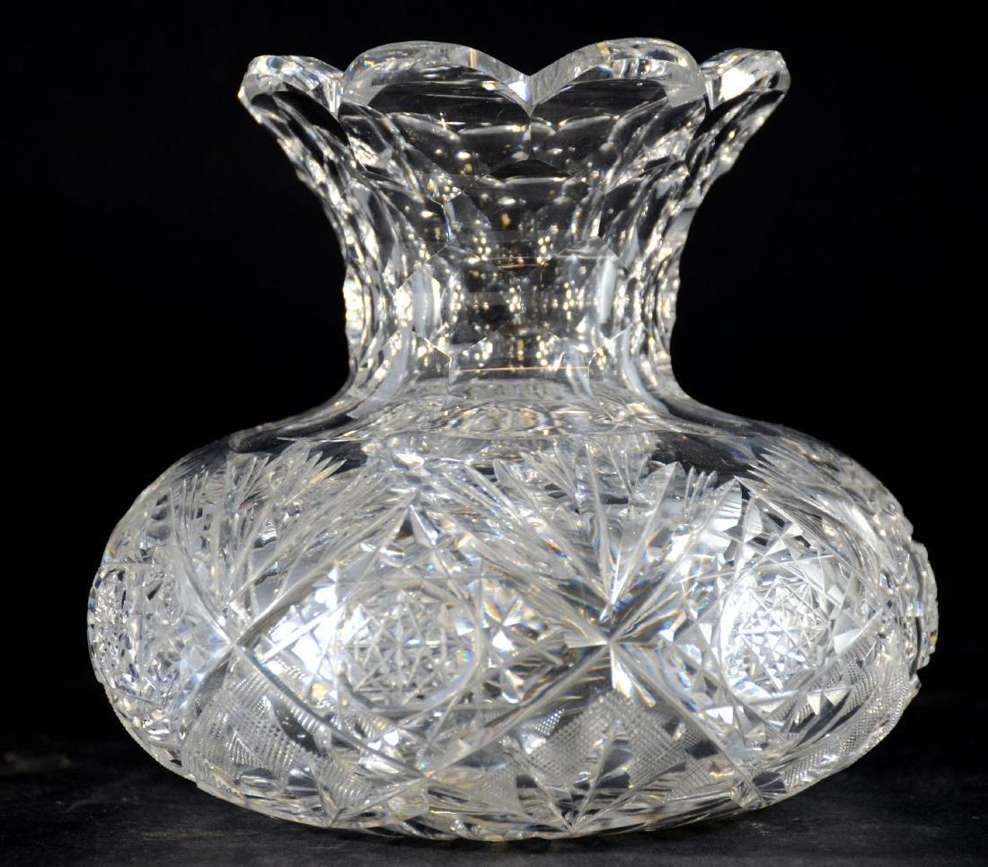 (3) pcs ABCG, 2 water bottles & rose bowl - 2