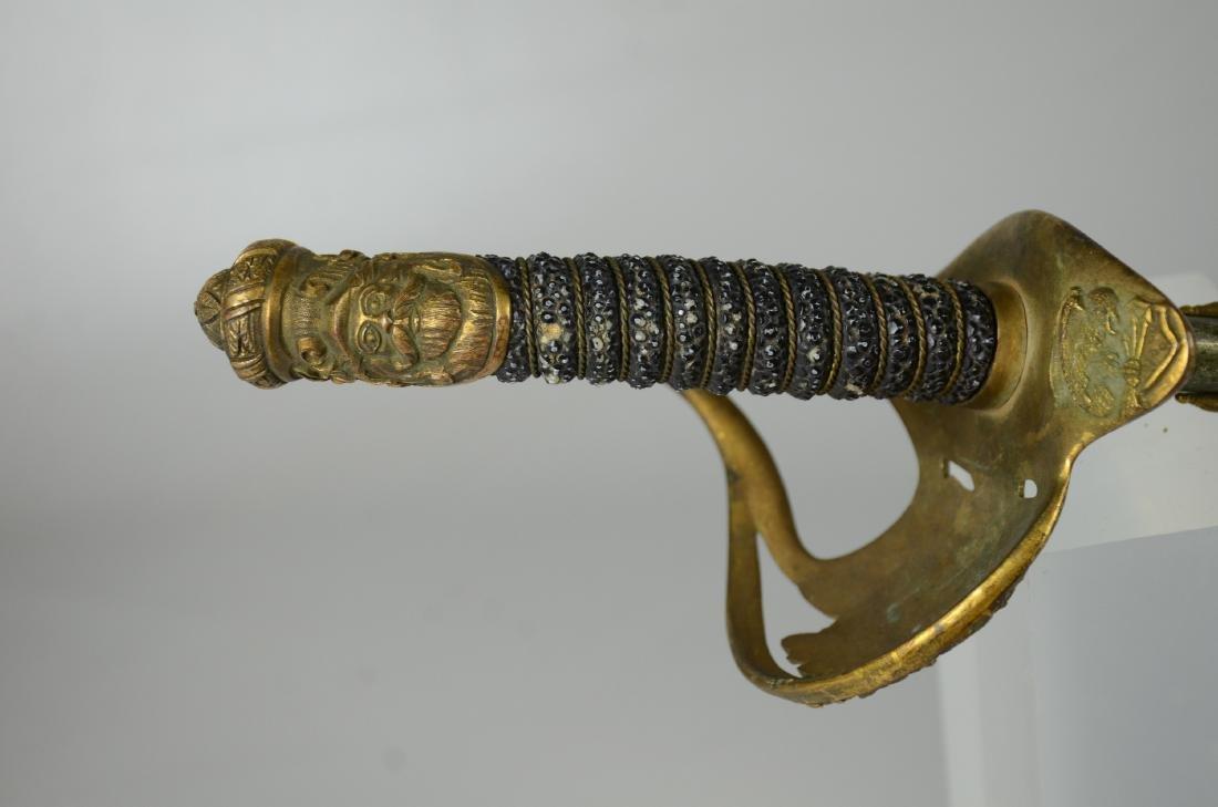 Ridabock & Company Presentation Officer's Sword - 6