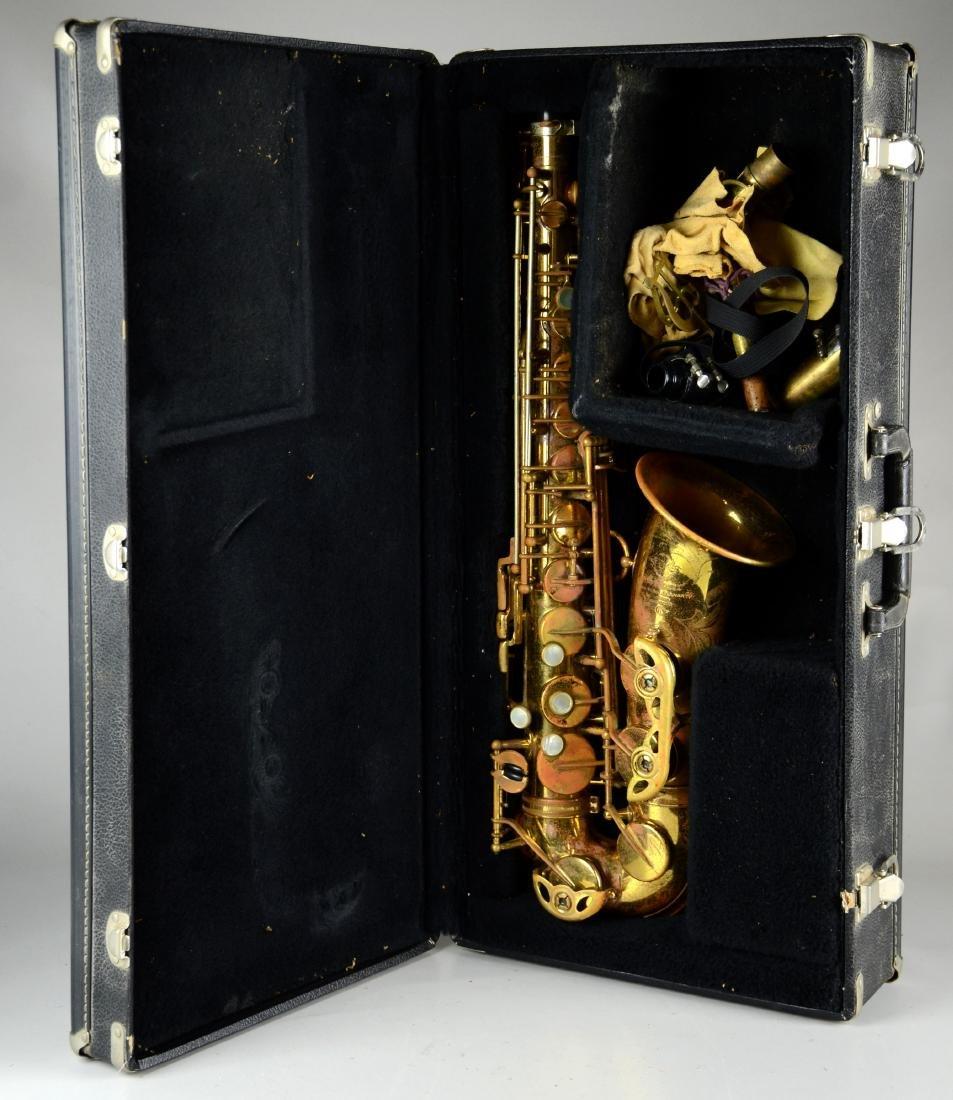 Selmer Mark VI Alto Saxophone 1962