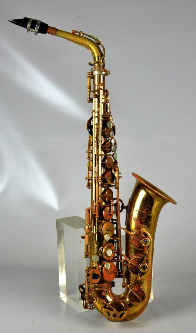 Selmer Mark VI Alto Saxophone 1962 - 2