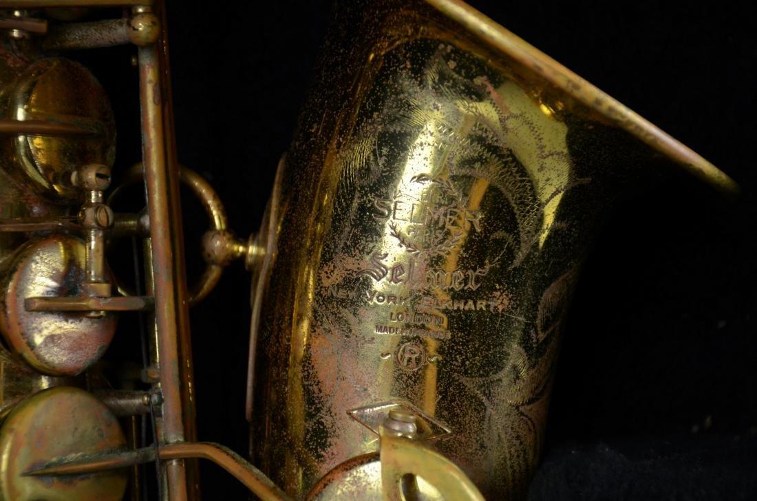 Selmer Mark VI Alto Saxophone 1962 - 3